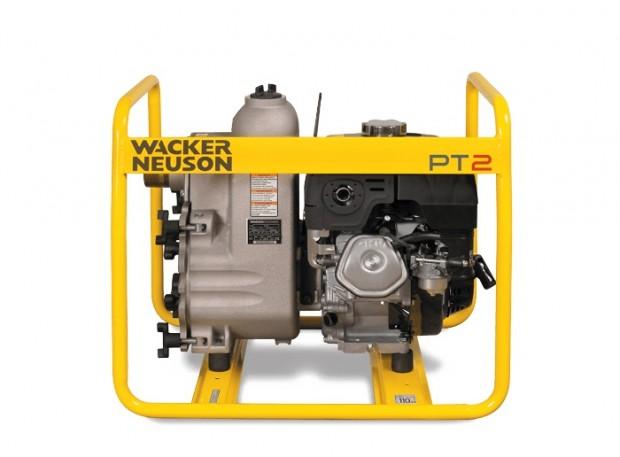 Wacker PT 2A robbanómotoros szivattyú