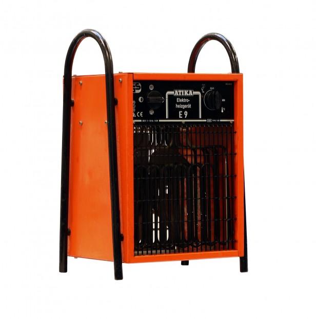 Atika E 9 ipari elektromos hőlégfúvó