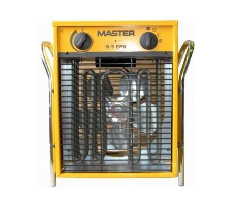 Master B 9 EPB ipari elektromos hőlégfúvó