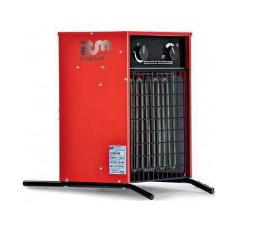 ITM Italia Sunbeam 150 ipari elektromos hőlégfúvó
