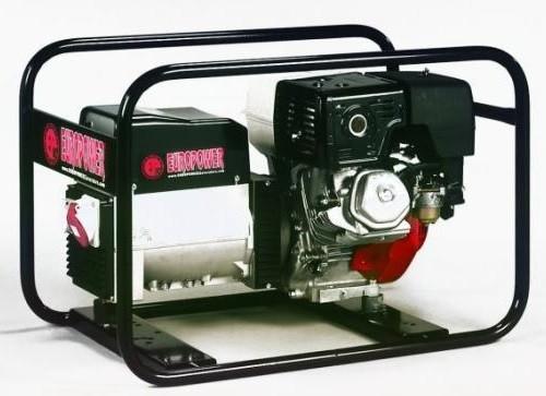 Honda EP-6500T benzines áramfejlesztő