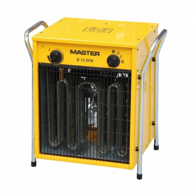 Master B 15 EPB ipari elektromos hőlégfúvó