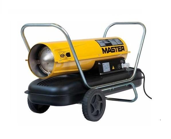 Master B 150 CED ipari gázolajos hőlégfúvó