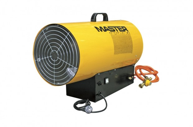 Master BLP 70 M ipari PB gázos hőlégfúvó