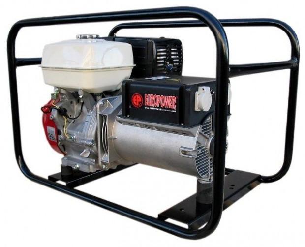 Honda EP-6000 benzines áramfejlesztő