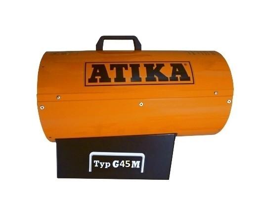 Atika G 45 A ipari PB gázos hőlégfúvó