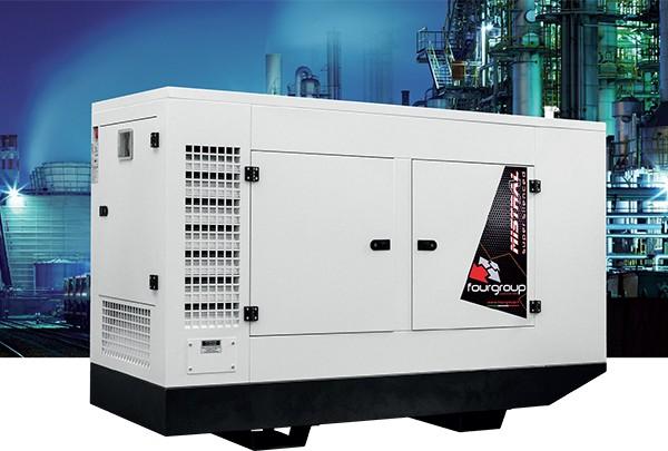 Mistral I200 diesel áramfejlesztő
