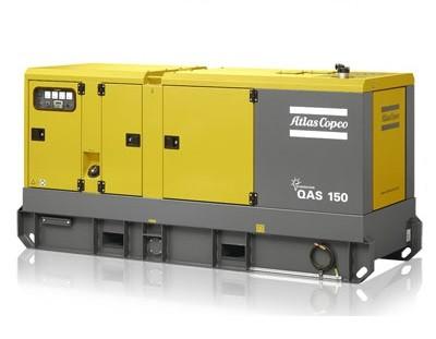 ATLAS COPCO QES150 diesel áramfejlesztő