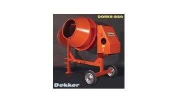 Dokker MLD 250 betonkeverő