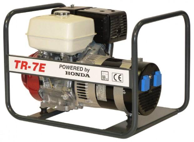 Honda TR-7E AVR benzines áramfejlesztő