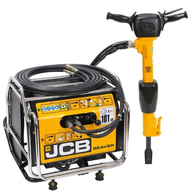 JCB BEAVER hidraulikus tápegység