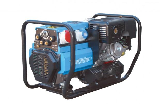 Genset MPM 5 170 hegesztő áramfejlesztő