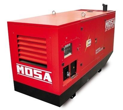 Mosa GE95 PS diesel áramfejlesztő