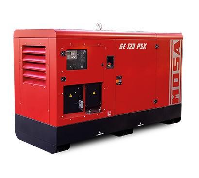 Mosa GE120 PSX diesel áramfejlesztő