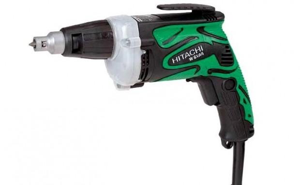 Hitachi W6VA4 csavarbehajtó - gipszkartonozó