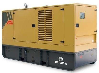 ELCOS GE.VO 150/135 SS diesel áramfejlesztő