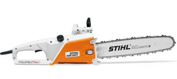Stihl MSE220 CQ elektromos láncfűrész