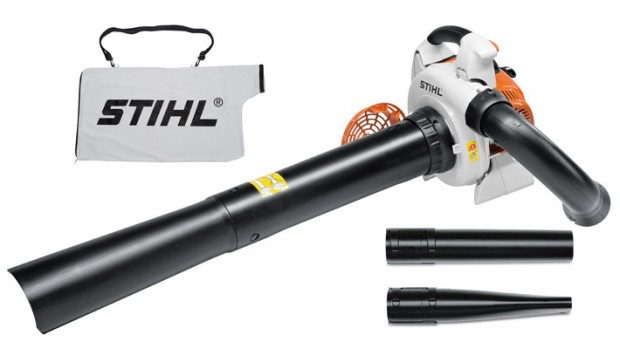 Stihl SH86D lombszívó szecskázógép