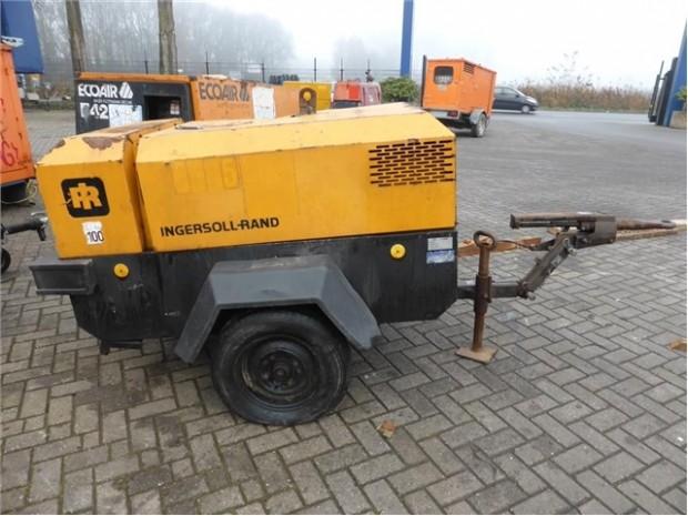 Ingersoll Rand P130 WD diesel légkompresszor