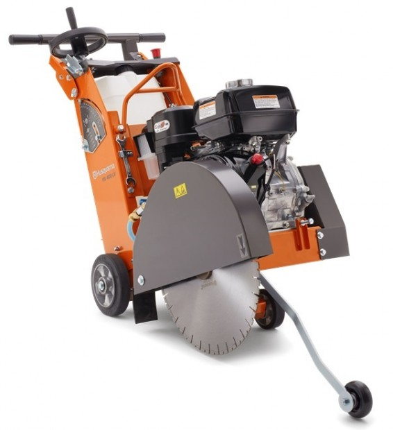 HUSQVARNA FS400 LV vizes hézagvágó, aszfaltvágó, betonvágó