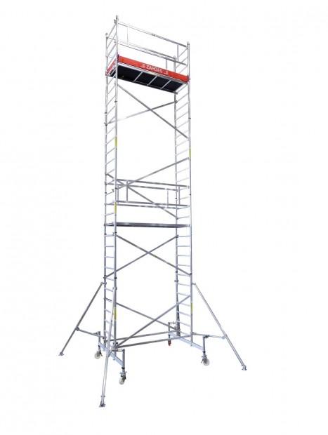 Zagres Z300 gurulós állvány 10 m-ig