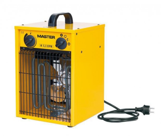 Master B 3.3 EPB ipari elektromos hőlégfúvó