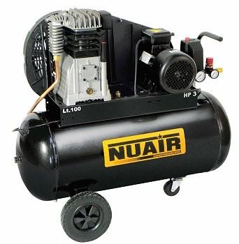 Nuair B3800B/100 CM3 légkompresszor