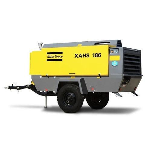 Atlas Copco XAHS 186 diesel légkompresszor