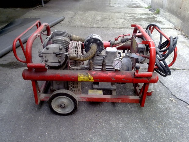HILTI DK550 légkompresszor