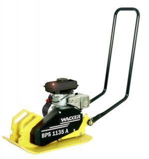 Wacker BPS 1135AW benzines lapvibrátor