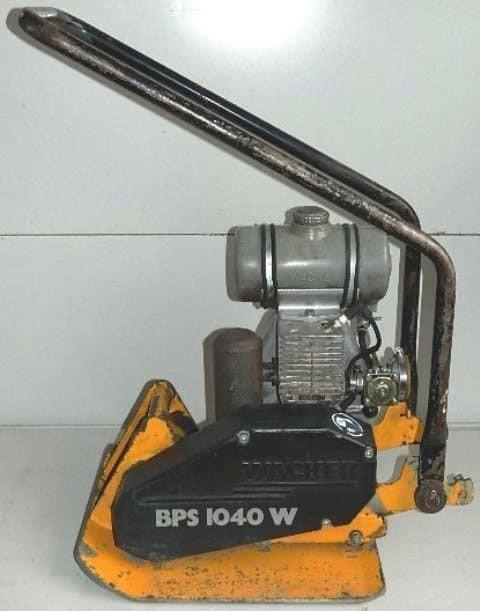 Wacker BPS 1040A benzines lapvibrátor