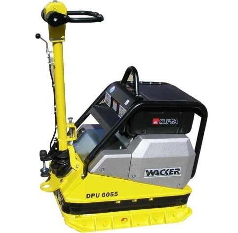 Wacker DPU 6065HE diesel lapvibrátor