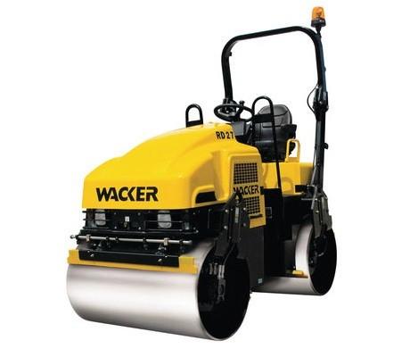 Wacker RD27 úthenger (Perkins)