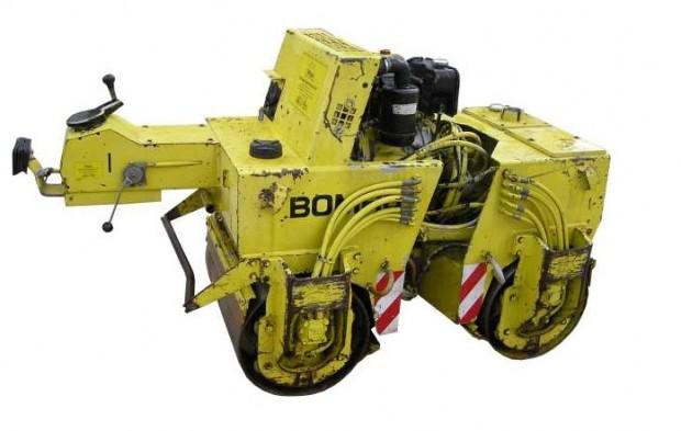 Bomag BW 75 AD padkahenger