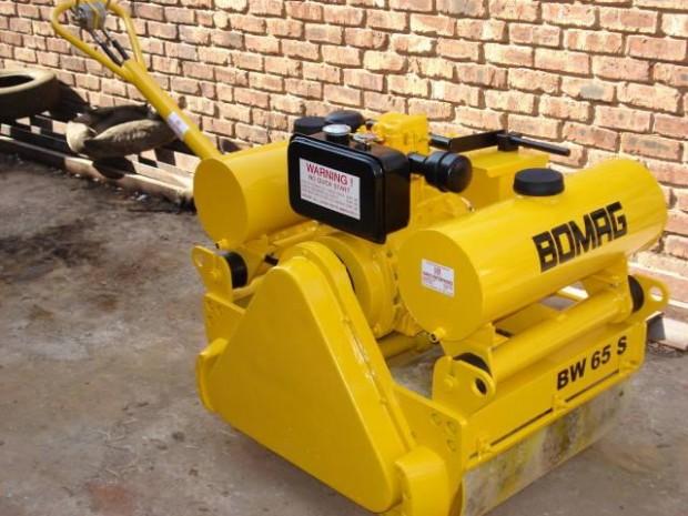 Bomag BW 65 S padkahenger