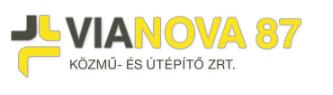VIANOVA 87 Zrt